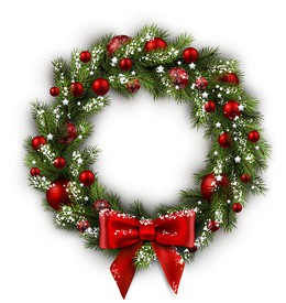 Healthy Holidays featuring A Festival of Wreaths