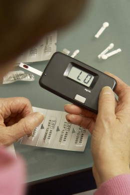 Cholesterol/Blood Glucose Screening (with finger stick)