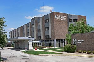 OSF St. Mary Medical Center