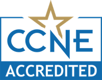 CCNE Accreditation Seal