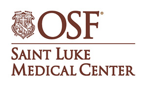 OSF Saint Luke Medical Center - Logo