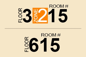 Understanding Room Numbers