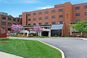 OSF Saint Anthony's Health Center