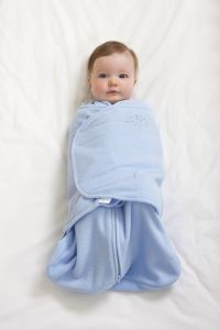 Baby in HALO SleepSack