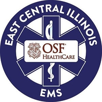 East Central Illinois EMS Service Logo