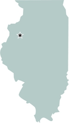 Galesburg, Illinois (Map)