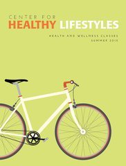 Center for Healthy Lifestyles Classes Booklet