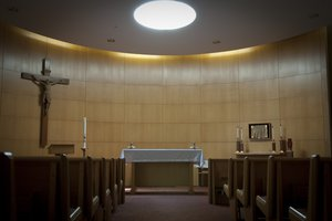 OSF Saint James Chapel