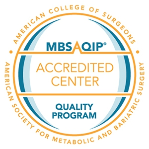 Bariatric Surgery Accredited Center