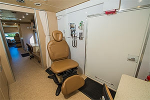 patient care area