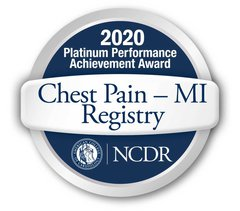 2020 Chest Pain Badge