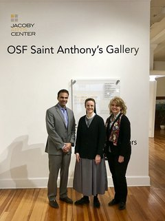 OSF Saint Anthony's Art Gallery