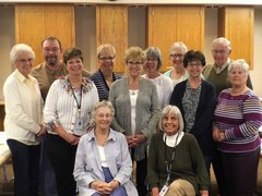 OSF Volunteers Recognized