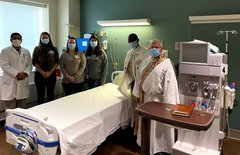 Blessing and Dedication of the Inpatient Dialysis
