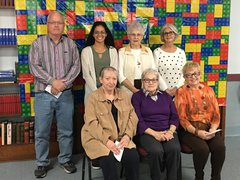 Photo of OSF HealthCare Volunteers.