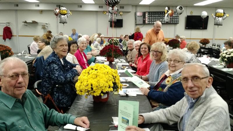Osf Saint Elizabeth Volunteers Honored Osf Healthcare