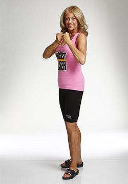 News Releases | Biggest Loser Contestant, Sherry Johnston