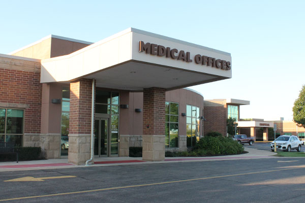 OSF Medical Group - Orthopedics, 1405 E. 12th Street, Suite 700, Mendota, Illinois, 61342