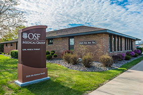 OSF Medical Group - Ear, Nose and Throat, 2525 5th Avenue South, Escanaba, Michigan, 49829