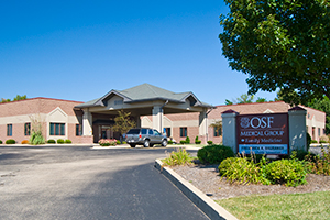 OSF Medical Group - Glen Park Family Medicine, 5111 N. Glen Park Place, Peoria , Illinois, 61614