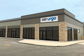 OSF OnCall Urgent Care, 133 Spinder Drive, East Peoria, Illinois, 61611