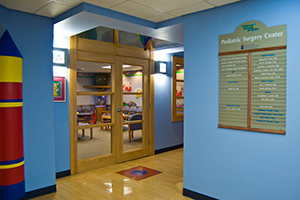 OSF Children's Hospital of Illinois - Pediatric Surgery, 420 NE Glen Oak Avenue, Suite 201, Peoria, Illinois, 61603