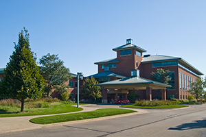 OSF Children's Hospital of Illinois - Pediatric Otolaryngology (Ear, Nose & Throat), 8600 Illinois Route 91, Suite 300, Peoria, Illinois, 61615