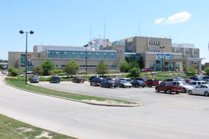 OSF Saint Anthony - Outpatient Lab, 5666 E. State Street, Rockford, Illinois, 61108