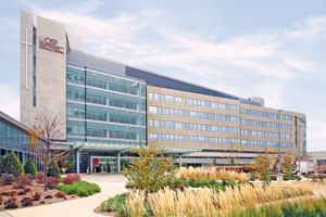 OSF Saint Francis Medical Center, 530 NE Glen Oak Avenue, Peoria, Illinois, 61637