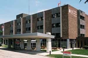 OSF St. Mary Medical Center, 3333 N. Seminary Street, Galesburg, Illinois, 61401