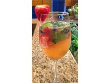 Berry Margajito Mocktail